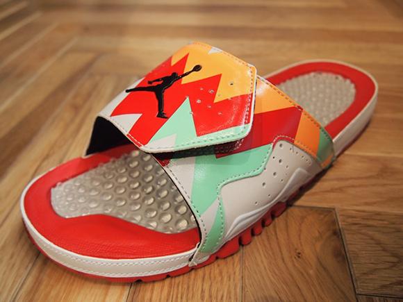 c7c5c11b5c7c80 Hare Jordan Hydro 7 Sandals