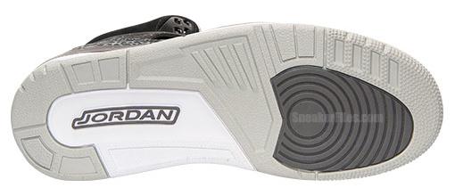 Jordan Spizike Black Grey White