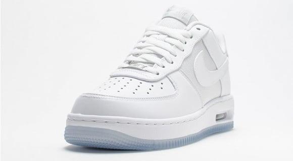 En segundo lugar tambor Sur  Nike Air Force 1 Elite 'White Ice' | SneakerFiles