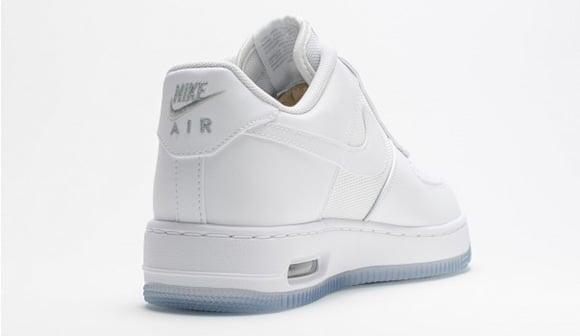 Nike Air Force 1 Elite 'White Ice
