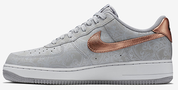 Nike Air Force 1 Low LV8 Wolf Grey Bronze