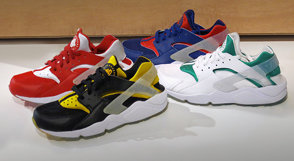 more photos 768f2 19b67 Nike Air Huarache City Pack 2015