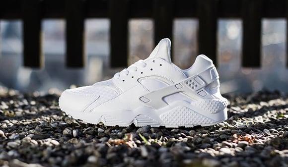 c37b8a71753a Nike Air Huarache  Whiteout
