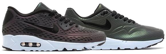Nike Air Max 1 Amp 90 Iridescent Pack Sneakerfiles