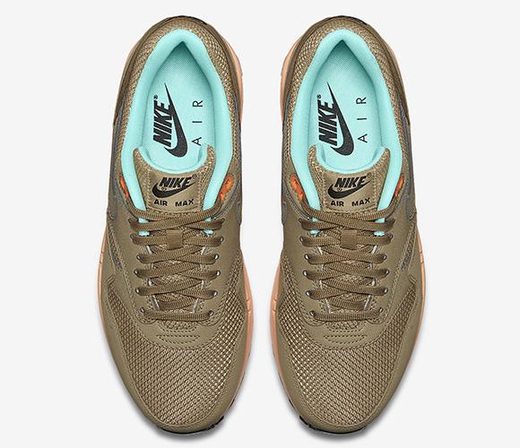 Nike Air Max 1 FB Hay Sunset Glow Artisan Teal