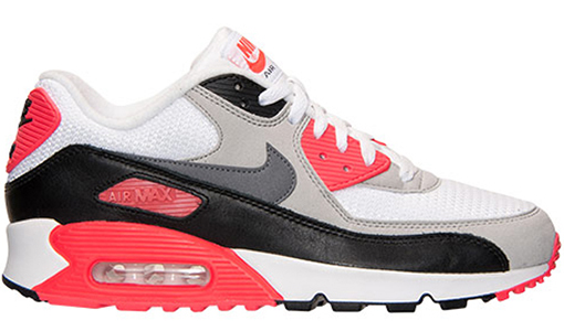 Nike Air Max 90 OG 'Infrared' Release Date | SneakerFiles