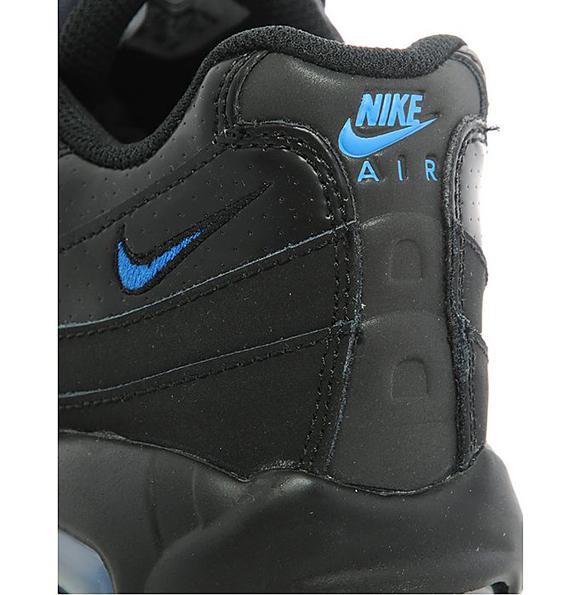 Nike Air Max 95 Black Game Royal JD Sports Exclusive