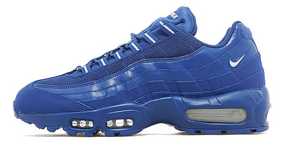 Nike Air Max 95 Sports Jd Bleu / Blanc Exclusivités
