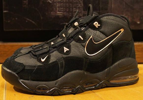 Nike Air Max Uptempo Black