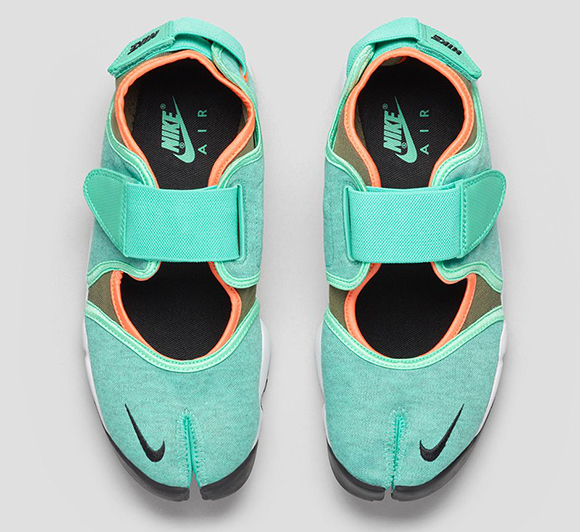 Nike Air Rift Crystal Mint