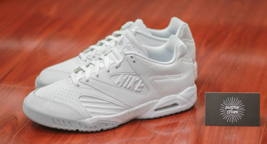 Nike Air Tech Challenge White Pack