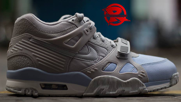 Nike Air Trainer 3 Grey Canvas