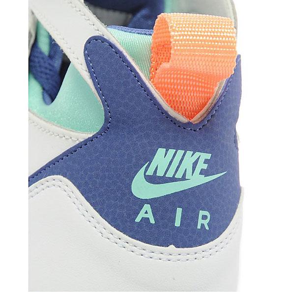 Nike Air Trainer Huarache White Purple Light Retro
