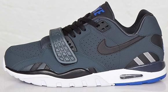 Nike Air Trainer SC II Low Classic Charcoal Lyon Blue