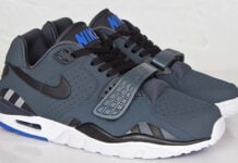 Nike Air Trainer SC II Low Classic Charcoal Lyon Blue