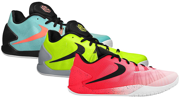 Nike HyperChase Artisan Teal Volt Infrared Now Available