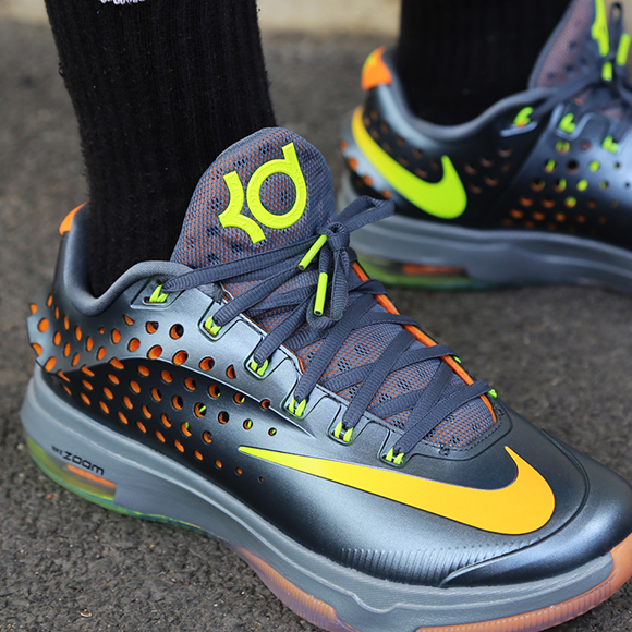 cheap for discount 49489 b8f3b Nike KD 7 Elite 'Team' - Detailed Look | SneakerFiles