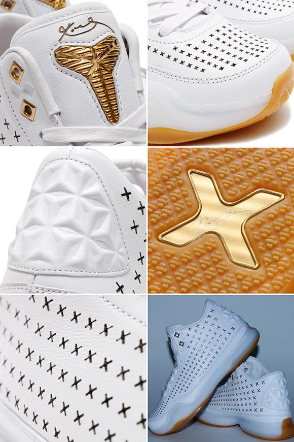 Nike Kobe 10 EXT White Gum Release Date