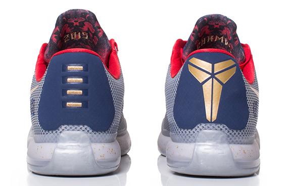 Nike Kobe 10 UConn National Championship PE