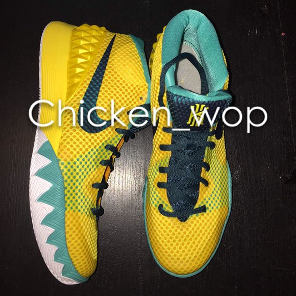 Nike Kyrie 1 Tour Yellow