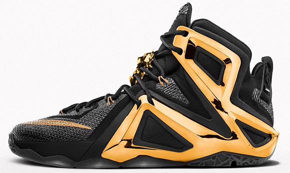Nike LeBron 12 Elite NikeiD