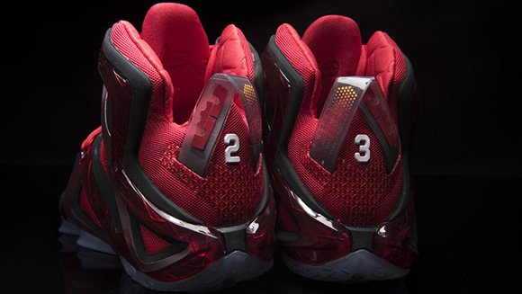 more photos 68278 8f0ef Nike LeBron 12 Elite Team