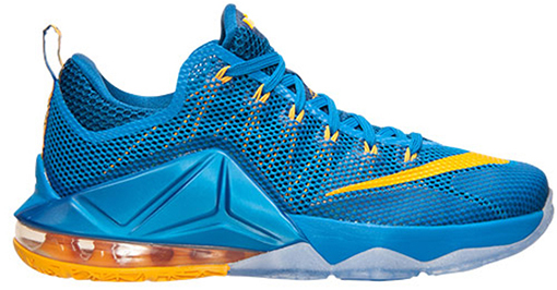 Nike LeBron 12 Low Entourage Release Date