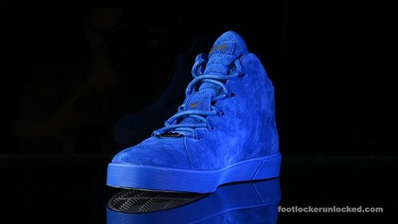 300680fdc11 Nike LeBron 12 NSW Lifestyle  Blue Suede