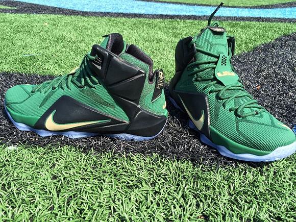 Nike LeBron 12 SVSM Away PE