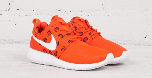 Pendiente lago Cañón  Nike Roshe Run Women's 'Leopard Print' Pack | SneakerFiles