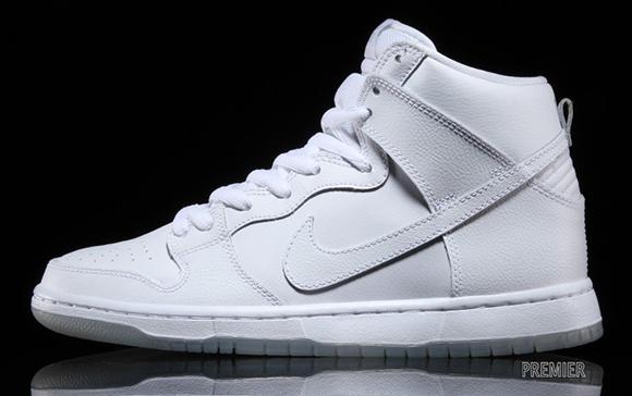 Volcadas Todas Nike Sb Blanca Alta NbFoe4gO
