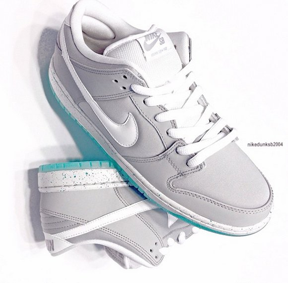 Nike SB Dunk Low Back to the Future