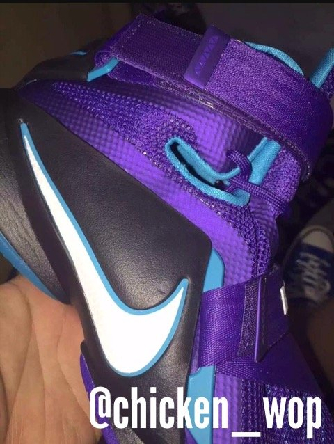 Nike Zoom Soldier 9 Summit Lake Hornets