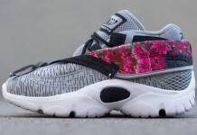 Reebok Shroud Floral Flat Grey