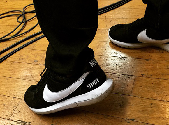 Sony Music Artists x Fragment Design x Nike Roshe LD 1000