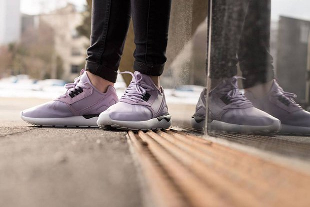 adidas Tubular Bliss Purple