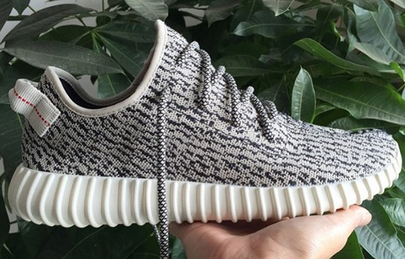 adidas Yeezy 350 Boost Low Grey