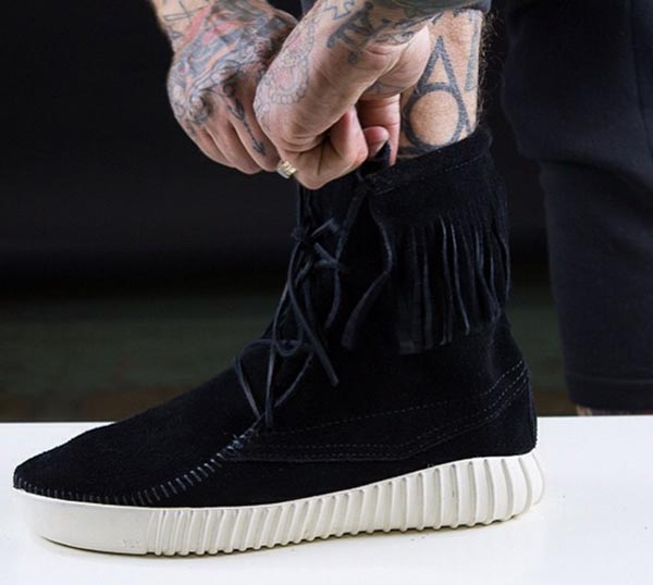 adidas Yeezy 750 Boost Moccasin Custom