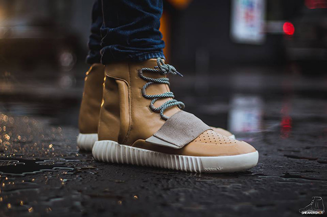 Adidas Yeezy 750 Boost Net Custom Sneakerfiles