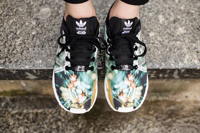 Shop: Adidas ZX Flux NPS