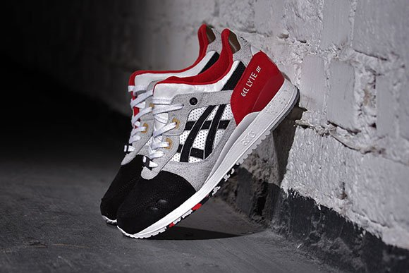 purchase newest yet not vulgar free delivery Afew x Asics Gel Lyte III 'Black Koi' - Charity Auction ...