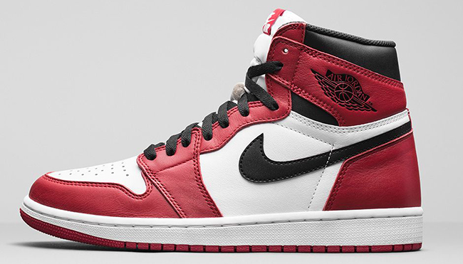 Air Jordan 1 Retro High OG Chicago Canceled Nike Store