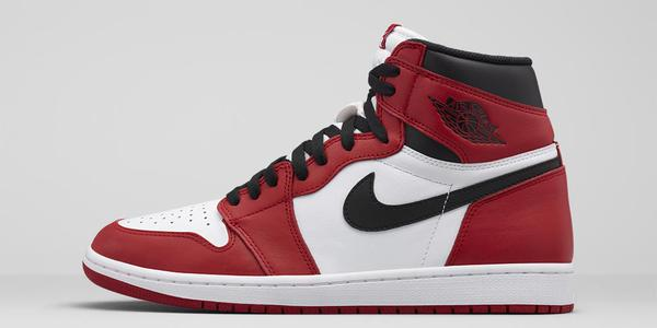 Air Jordan 1 Retro High OG Chicago Nike Release