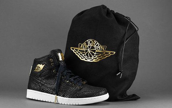 Air Jordan 1 Retro High Pinnacle Black June 20th