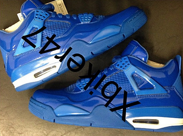 Air Jordan 11Lab4 Blue