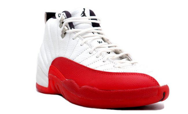 Air Jordan 12 Cherry Returning 2017