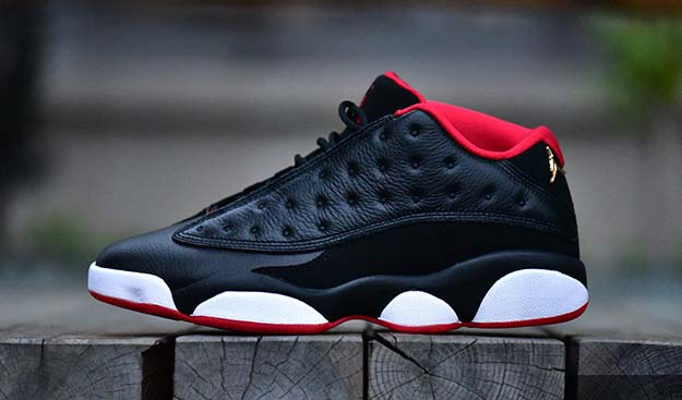 Air Jordan 13 Low Bred 2015
