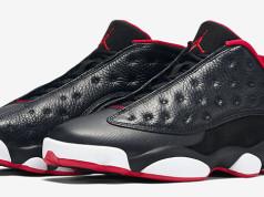 Air Jordan 13 Low Bred Official
