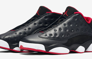 Air Jordan 13 Low Bred Official