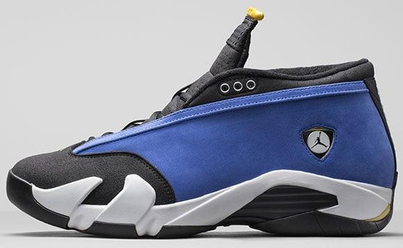 hot sale online 6a8ad 25420 Air Jordan 14 Low 'Laney' - Release Date | SneakerFiles
